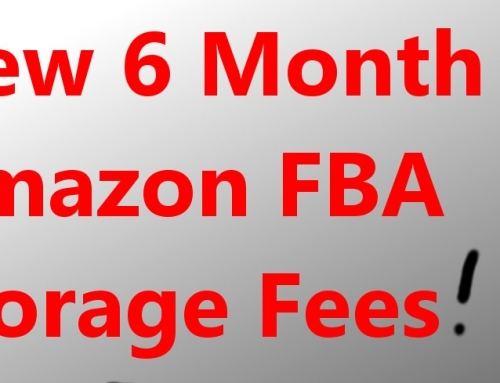 Amazon FBA 2015 Fees Change