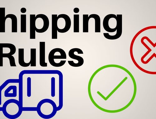 USPS Shipping Rules